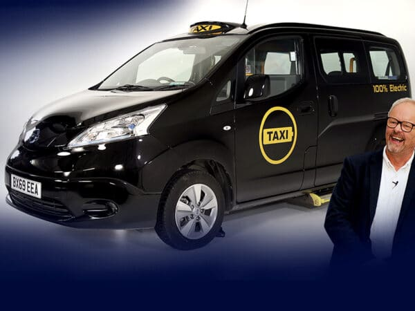 Dynamo Taxi – 100% Electric Cabs - Fully Charged PLUS