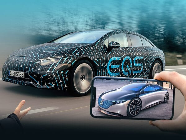 Mercedes EQS Sneak Peek – Does this luxury electric vehicle live up to the hype?