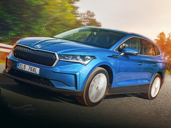 Skoda Enyaq First Drive – Is it an estate car or is it another SUV?