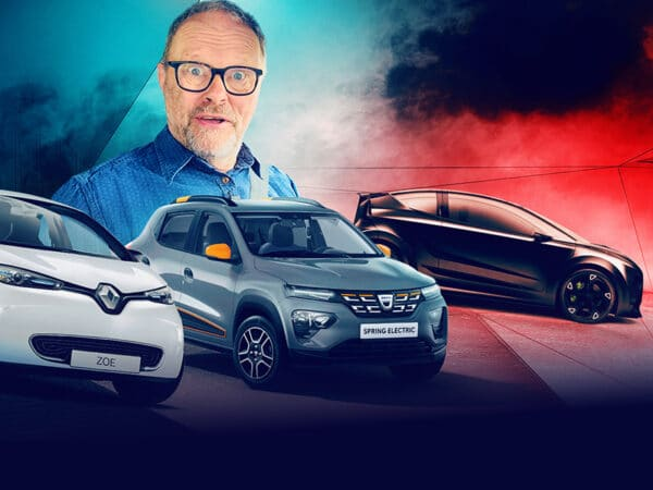 Affordable EVs? From £3,000 to £30,000 - Robert Llewellyn Fully Charged