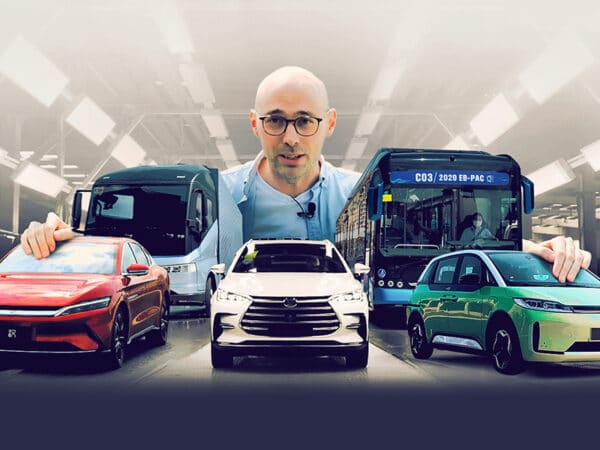 BYD – Factory Tour & Full Range of EVs
