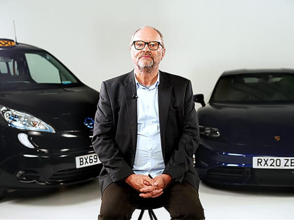 Robert talks about specialist electric vehicles with ERS - Fully Charged Plus