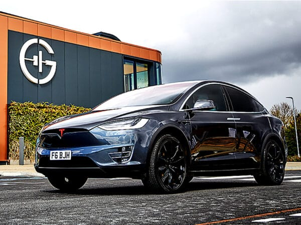 Robert talks about prestige electric vehicles with ERS - Fully Charged Plus