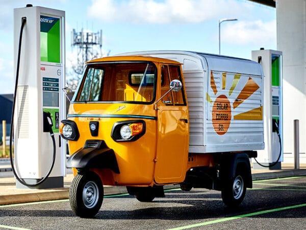 Robert talks about commercial electric vehicles with ERS - Fully Charged Plus