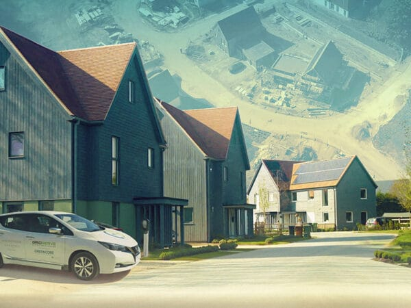 Carbon negative houses & electric car club - Robert Llewellyn Fully Charged