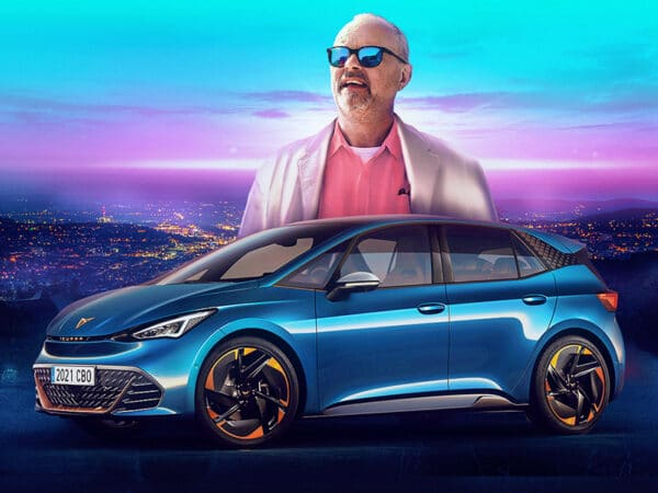 CUPRA BORN LAUNCH – Can you see yourself in the 'hot SEAT?'