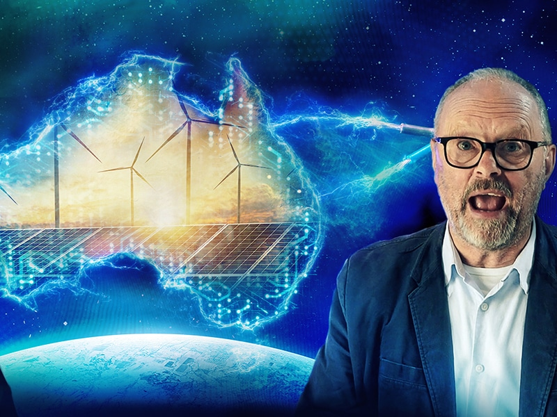 POWERHOUSE AUSTRALIA? Oz's global opportunity in clean energy & electric vehicles - Fully Charged