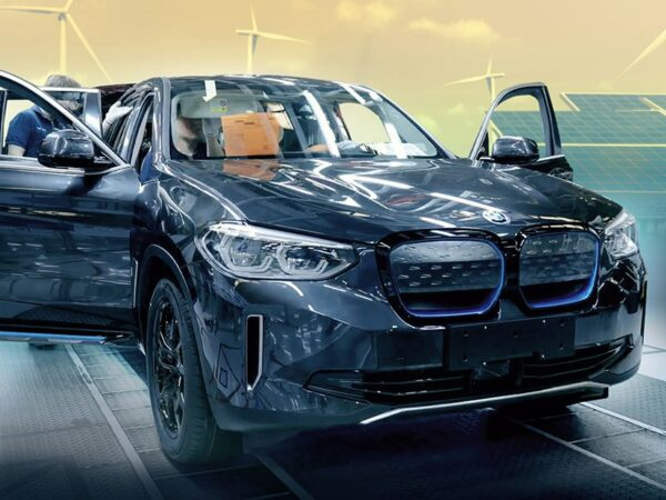 Building the BMW iX3 – A tour of BMW's space-age China factory - Elliot Richards Fully Charged