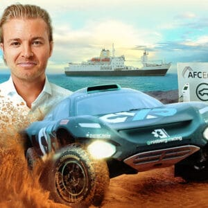 Talking Extreme-E FULL INTERVIEW with Nico Rosberg - Fully Charged Podcast