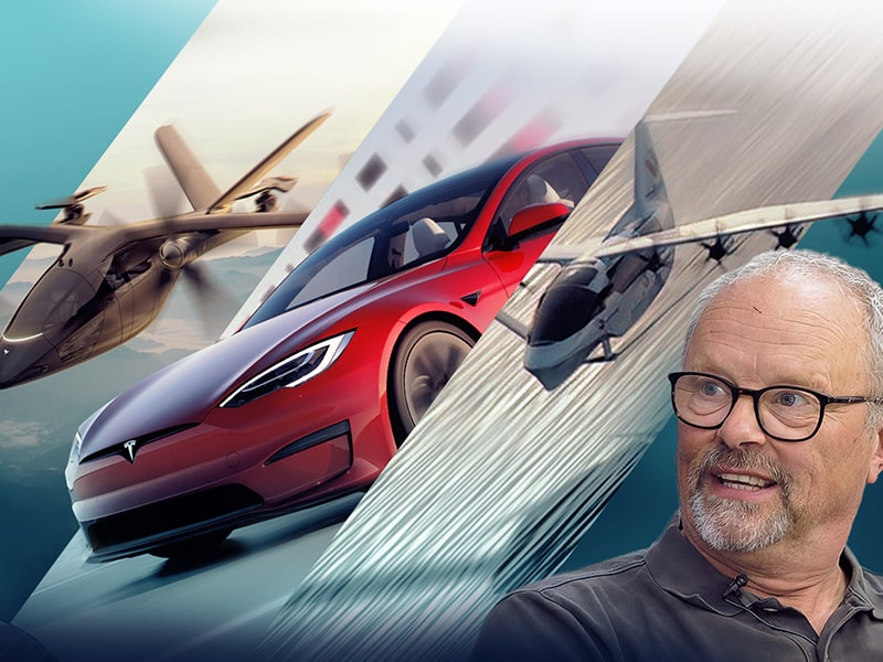 TESLA Plaid, Vertical Aerospace & Flying Ferry - Fully Charged News