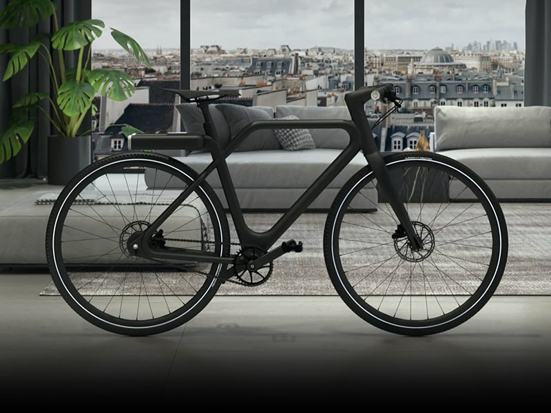 ANGELL BIKE – Is this the ultimate urban EV? Fully Charged Plus