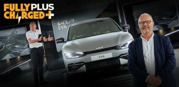 KIA EV6 Electric Experience – Get exclusive access to Kia's new electric car - Fully Charged Plus