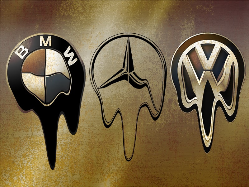 Will German Automakers market share continue to shrink?