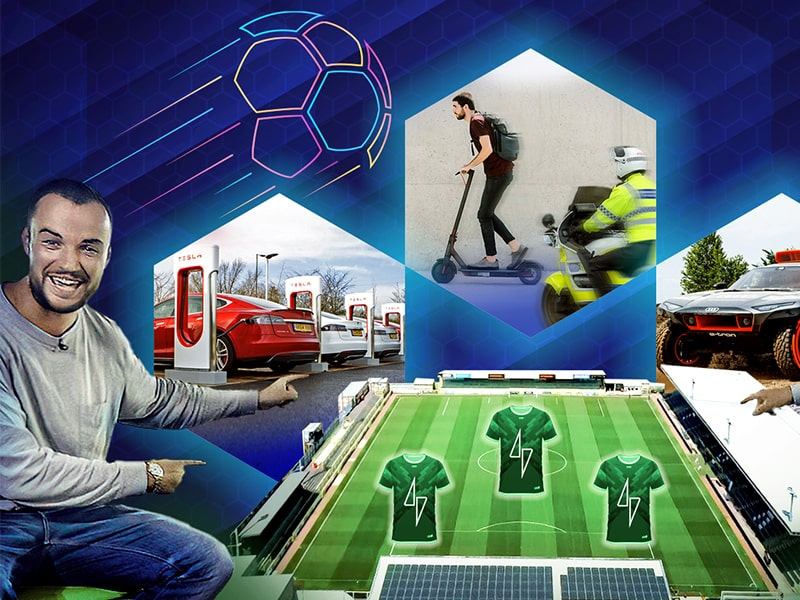 Tesla Opens Up, Scooter Dilemma & The World's Greenest Football Club - Fully Charged News