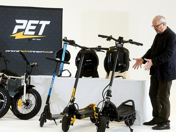 Personal Electric Transport – Micro-mobility Urban Solutions - Fully Charged Plus