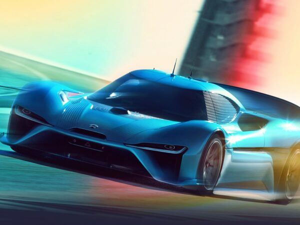 NIO EP9 First Drive - Elliot Richards Fully Charged