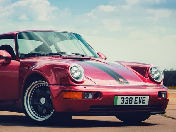 Electric Porsche 911 – creating converts with Everatti - Fully Charged