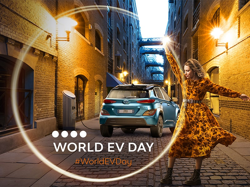 What was your electric moment? – World EV Day with LeasePlan