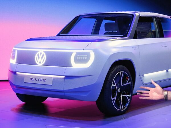 VW ID. LIFE first look – finally the cheap electric car we've been waiting for!