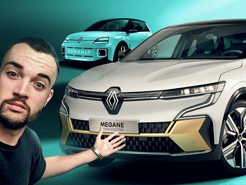 MEGANE E-TECH First Look – the ZOE gets a big brother