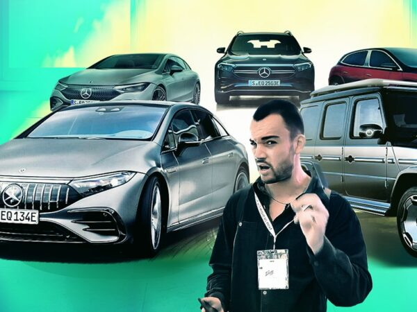 MERCEDES First Look – EQG, EQE, MAYBACH EQS & more!