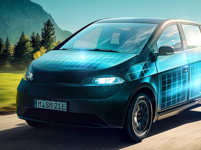 SONO SION – the cheap solar-powered car you might NEVER need to charge