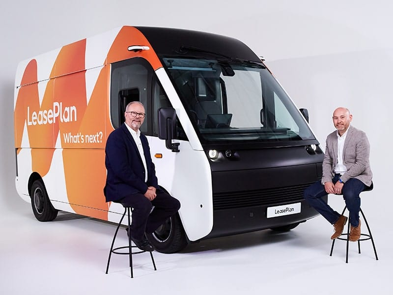 Why it might be time to switch to an Electric Van