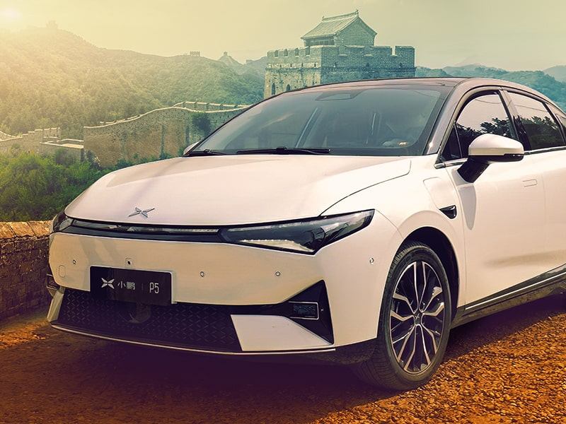 XPENG P5 – The sub 20k Electric Cars are coming!