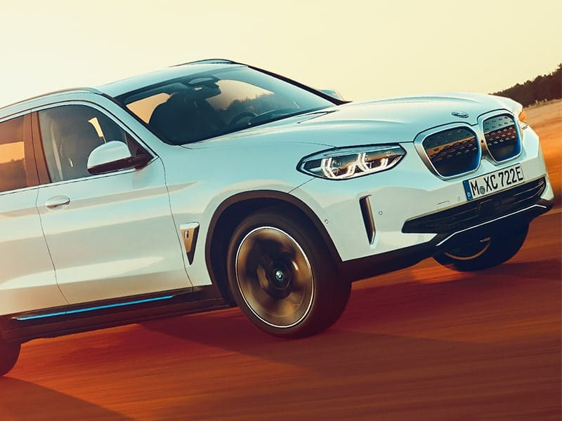 BMW iX3 Review – Almost the best Electric SUV?