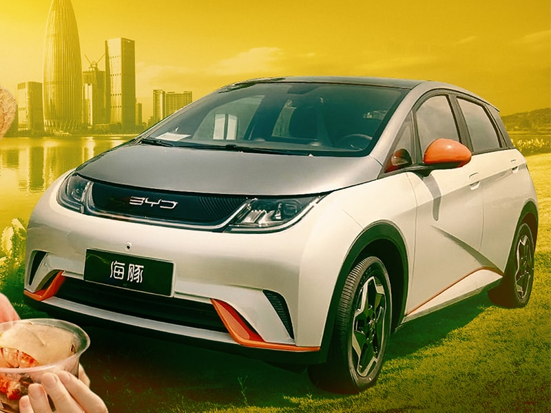 BYD Dolphin Review – Has BYD beaten Tesla to a truly affordable EV?