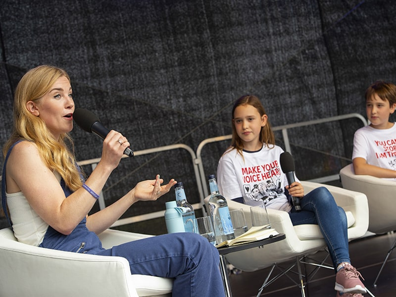 Kids CAN change the world – FC Outside Panel
